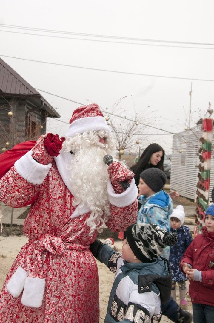 Рождественские встречи в Агро-клубе «Усадьба».